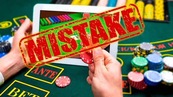 3 lỗi thường gặp trong cách kiếm tiền từ cờ bạc online
