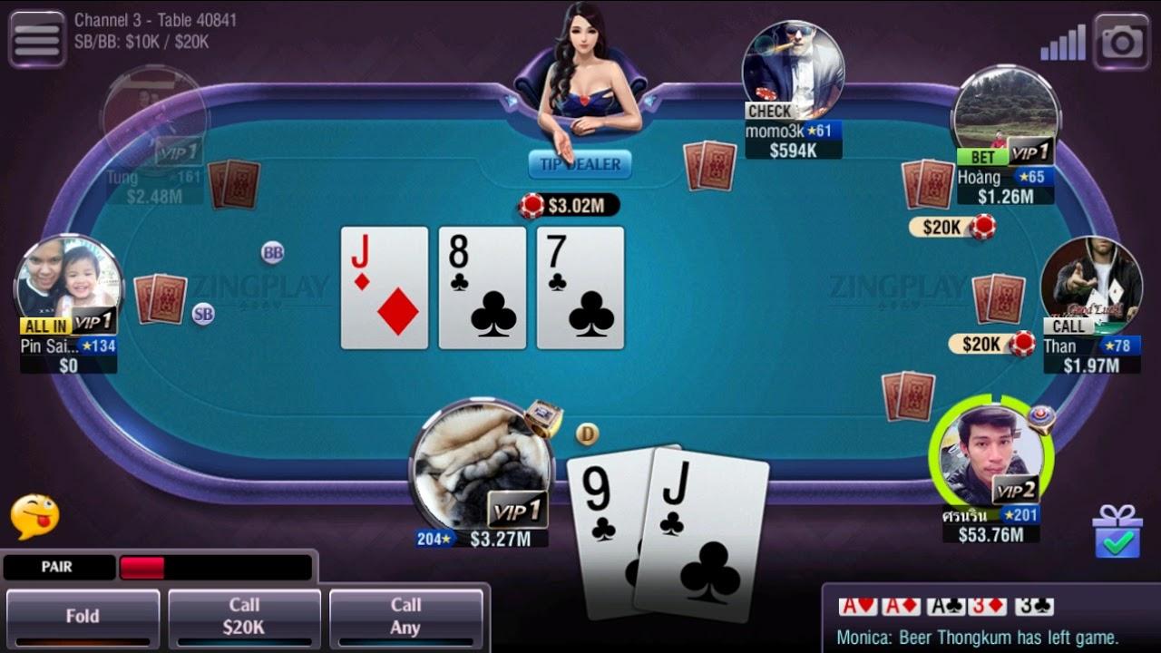 Chú ý thời gian chơi, kinh nghiệm chơi Poker online xương máu
