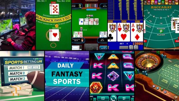 Những trò game cá cược trực tuyến lý tưởng dành cho dân mới chơi cờ bạc