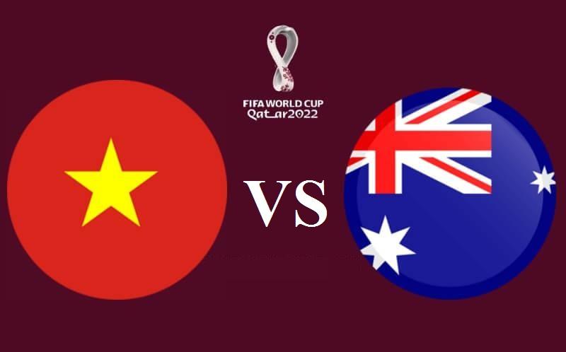 soi kèo Việt Nam – Úc