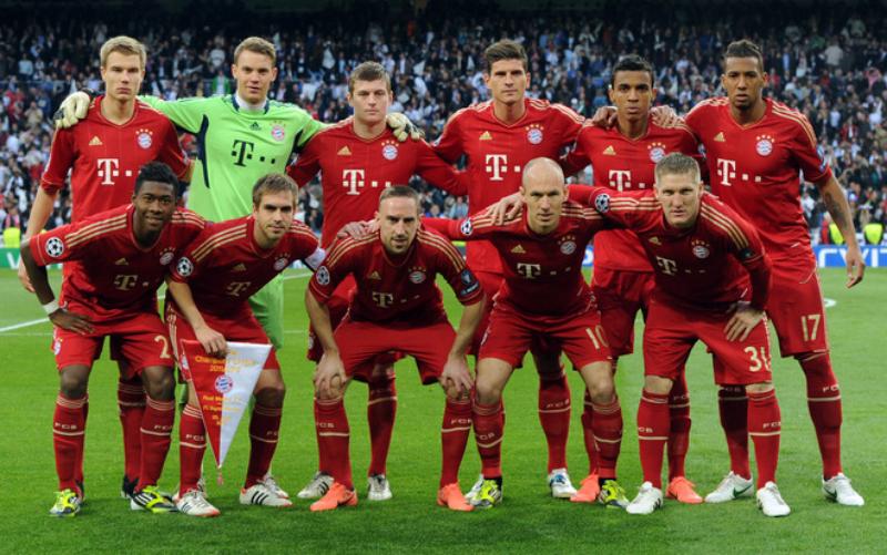 soi kèo Bayern – Dynamo Kiev