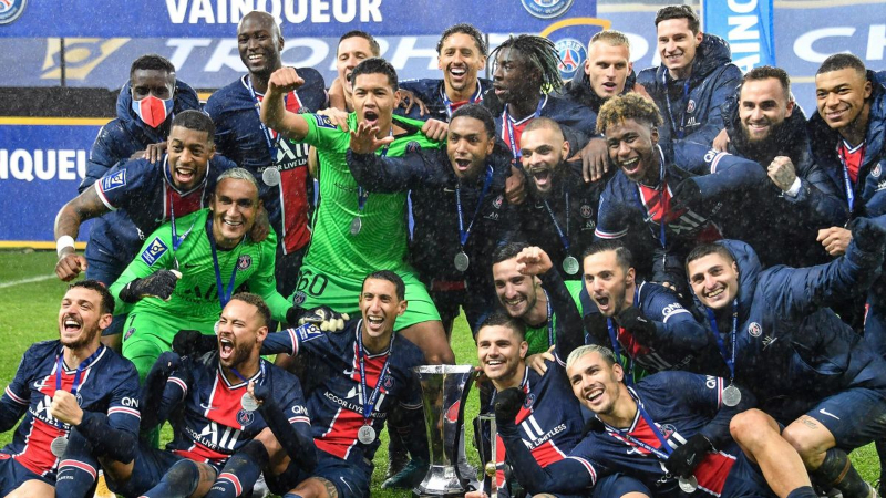 soi kèo Club Brugge – PSG
