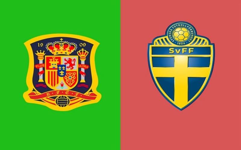 Soi kèo Thụy Điển - Tây Ban Nha