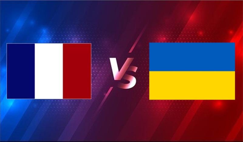soi kèo Ukraine – Pháp