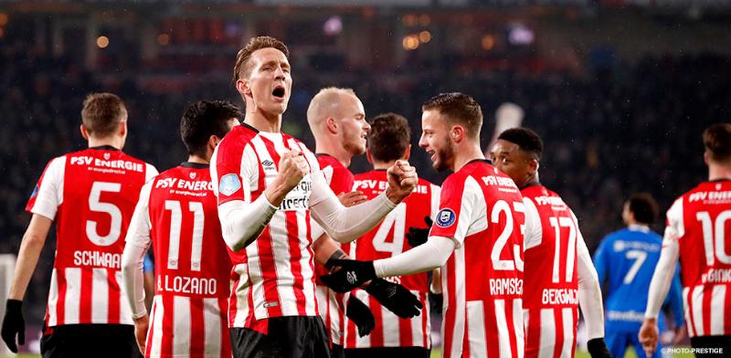 soi kèo AZ – PSV