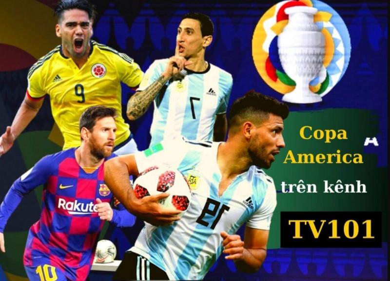TV 101 trực tiếp đa dạng trận bóng đá