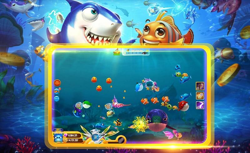 Game bắn cá tài lộc và hướng dẫn chơi tại nhà cái M88