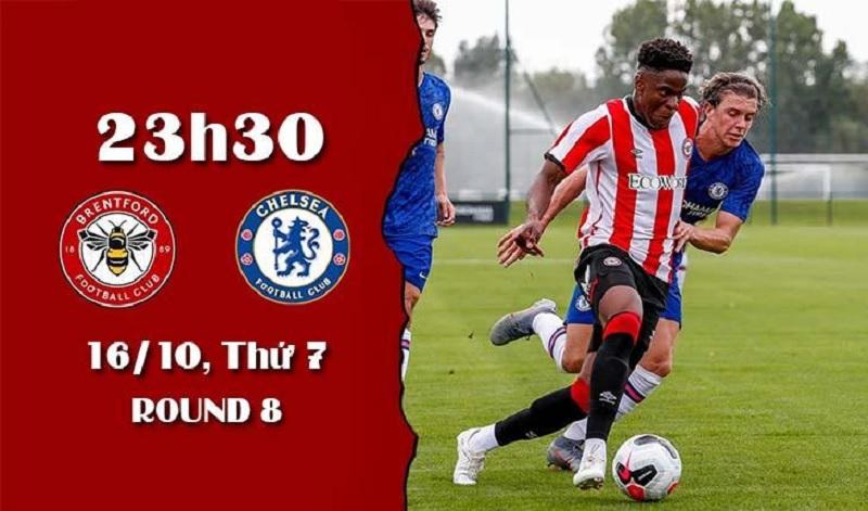 Tỷ lệ kèo giữa Brentford vs Chelsea