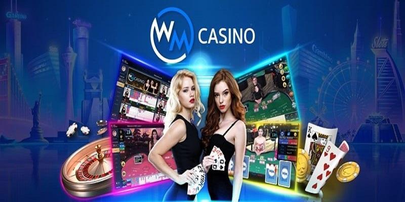 Cách chơi WM casino trực tuyến