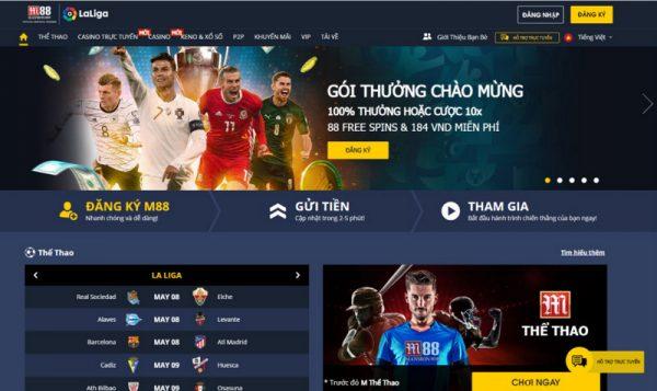Giới thiệu nhà cái M88 – Cung cấp dịch vụ cá cược trực tuyến hàng đầu châu Á