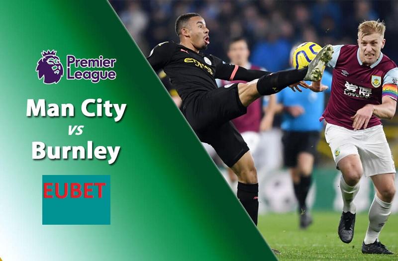 Soi kèo bóng giữa Manchester City vs Burnley