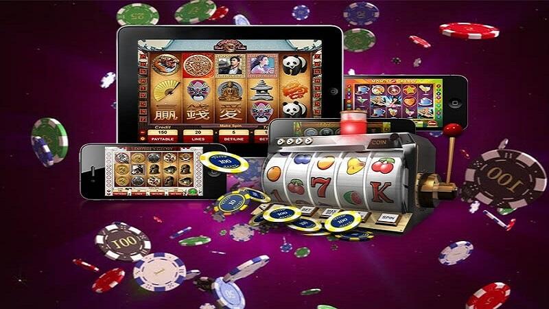 Slot game là các trò chơi trên máy đánh bạc
