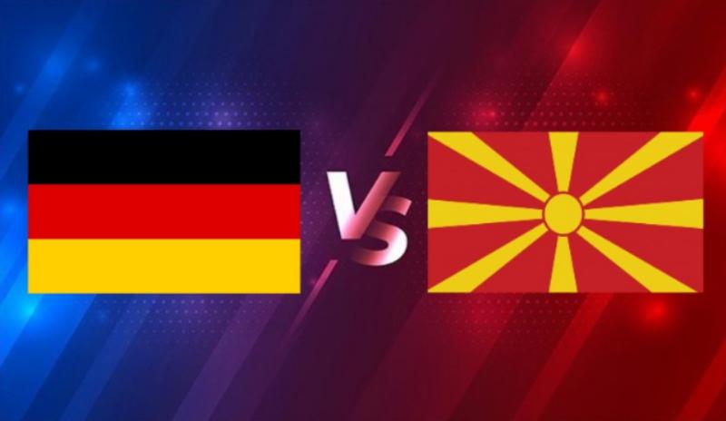 soi kèo Macedonia - Đức