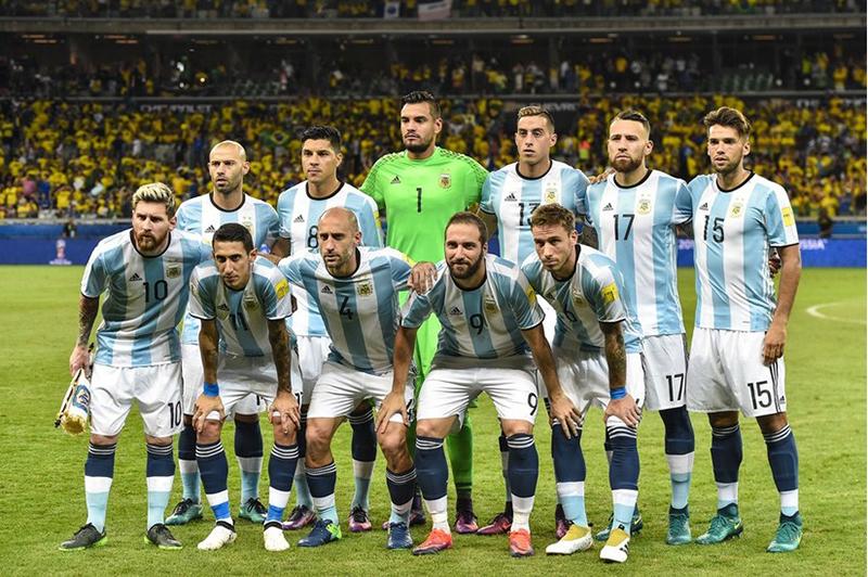 soi kèo Paraguay – Argentina
