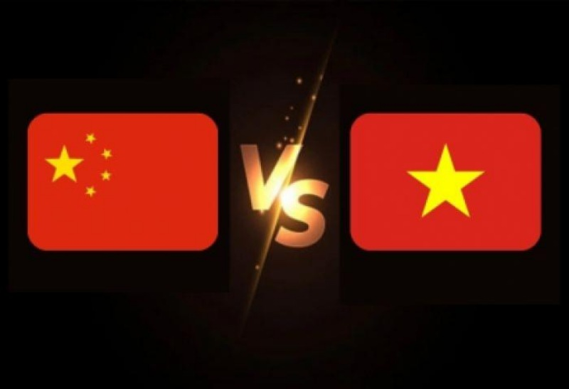soi kèo Việt Nam – Trung Quốc